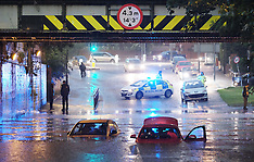 Wet weather | Manchester | 13 September 2016