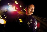 Sgt, Raul Luna of the Santa Ana Police Department.