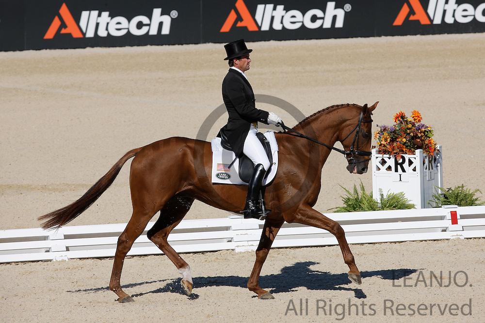Philip Dutton - Woodburn<br /> Alltech FEI World Equestrian Games <br /> Lexington - Kentucky 2010<br /> © DigiShots