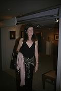 HENRIETTA CHURCHILL,  Grosvenor House Art & Antiques Fair charity gala evening in aid of Coram Foundation. Grosvenor House. Park Lane. London. 14 June 2007.  -DO NOT ARCHIVE-© Copyright Photograph by Dafydd Jones. 248 Clapham Rd. London SW9 0PZ. Tel 0207 820 0771. www.dafjones.com.