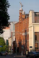 08.05.2012 Bialystok N/z Galeria Handlowa Alfa przy ul Swietojanskiej fot Michal Kosc / AGENCJA WSCHOD