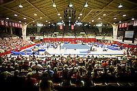 University of Arkansas Razorback Men's and Women's athletes action photos during the 2008-2009 season in Fayetteville, Arkansas....©Wesley Hitt.All Rights Reserved.501-258-0920.