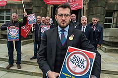 Petition against closure of St Rollox railway works, Edinburgh, 23 July 2019