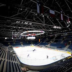 20110428: SVK, Ice Hockey - IIHF 2011 World Championship Slovakia, Practice session of Slovakia