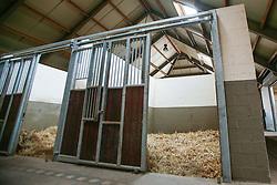 Licht en lucht in de stallen<br /> Photo © Hippo Foto