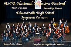 Edwardsville High School Symphonic Orchestra, March 18, 2011