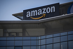April 14, 2016 - Gdansk, Poland - Amazon, the US e-commerce and cloud computing giant is said to hire 1,000 people in Poland. The company already hires almost 5,000 people in Poland and has service centers in Gdansk, Wroclaw and Poznan ON 14 April 2016. (Credit Image: © Jaap Arriens/NurPhoto via ZUMA Press)