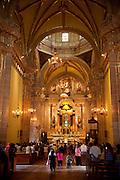 Our Lady of San Juan de los Lagos, Church, 1732,  Jalisco, Mexico