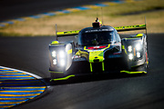 June 13-18, 2017. 24 hours of Le Mans. 4 ByKolles Racing Team, Oliver Webb, Dominik Kraihamer, Marco Bonanomi