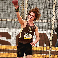 Jean-Luc Perron, Manitoba, 2019 U SPORTS Track and Field Championships on Thu Mar 07 at James Daly Fieldhouse. Credit: Arthur Ward/Arthur Images