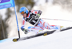 06.12.2015, Birds of Prey Course, Beaver Creek, USA, FIS Weltcup Ski Alpin, Beaver Creek, Riesenslalom, Herren, 1. Lauf, im Bild Victor Muffat-Jeandet (FRA) // Victor Muffat-Jeandet of France during the first run of mens Giant Slalom of the Beaver Creek FIS Ski Alpine World Cup at the Birds of Prey Course in Beaver Creek, United States on 2015/12/06. EXPA Pictures © 2015, PhotoCredit: EXPA/ Erich Spiess