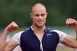 Damjan Sitar at Slovenian National Championships in athletics 2010, on July 17, 2010 in Velenje, Slovenia. (Photo by Vid Ponikvar / Sportida)