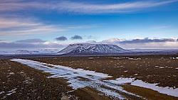THEMENBILD, isländische Landschaftsaufnahmen, aufgenommen am 22. Oktober 2019 in Island Kjalvegur F35 // icelandic landscape shots, pictured in Island Kjalvegur F35 on 2019/10/22. EXPA Pictures © 2019, PhotoCredit: EXPA/ Peter Rinderer