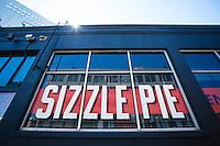 Sizzle Pie. Portland, Oregon
