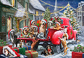 Advent Christmas calendars
