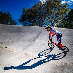 05-05-2020: Wielrennen: BMX KNWU: Papendal