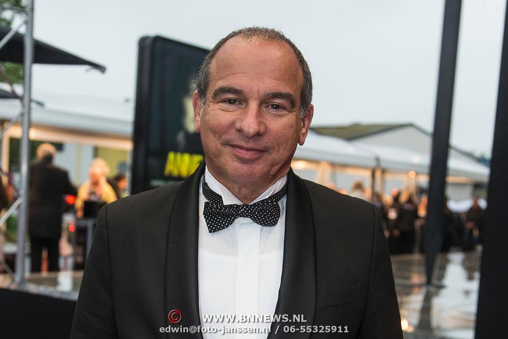 NLD/Amsterdam/20140508 - Wereldpremiere Musical Anne, Maurice de Hond