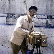 Man and his Camera