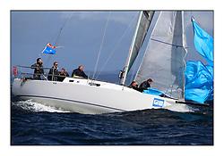Brewin Dolphin Scottish Series 2011, Tarbert Loch Fyne - Yachting - Day 2 of the 4 day series. Windy!.GBR2097R, Jackaroo, Jim & Steve Dick, Royal Southern YC, J97..