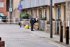 Fatal Shooting in Lambeth Angel Estate