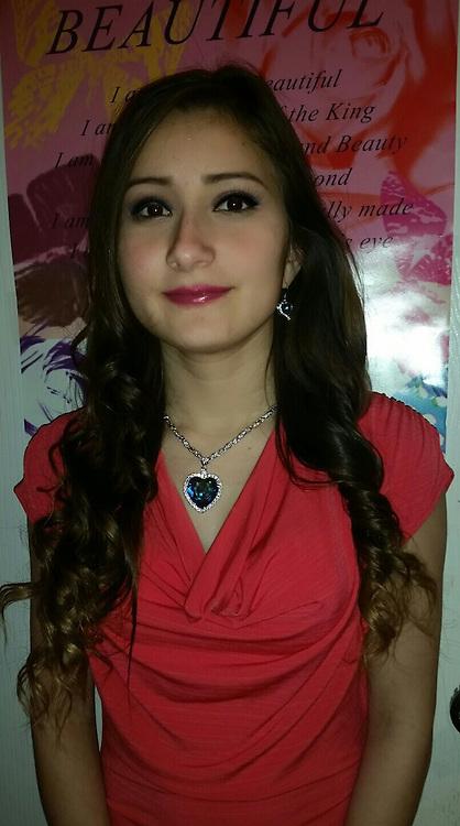 Sterling High School 2016 valedictorian Maryury Santos Cruz.