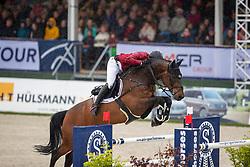 BRINKMANN Markus (GER), Pikeur Dylon<br /> Hagen - Horses and Dreams 2019<br /> Preis der LVM Versicherung - CSI4* Quali. BEMER-RIDERS TOUR-Wertung<br /> 27. April 2019<br /> © www.sportfotos-lafrentz.de/Stefan Lafrentz