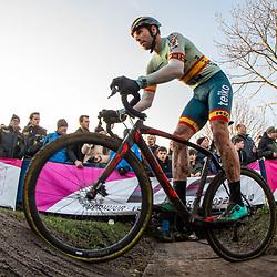 2019-12-27 Cycling: dvv verzekeringen trofee: Loenhout: Felipe Ortz