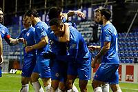 Alex Reid. Stockport County FC 1-0 Yeovil Town FC. Vanarama National League. Edgeley Park. 6.2.21