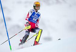 29.12.2014, Hohe Mut, Kühtai, AUT, FIS Ski Weltcup, Kühtai, Slalom, Damen, 1. Durchgang, im Bild Christina Ager (AUT) // Christina Ager of Austria during 1st run of Ladies Slalom of the Kuehtai FIS Ski Alpine World Cup at the Hohe Mut Course in Kuehtai, Austria on 2014/12/29. EXPA Pictures © 2014, PhotoCredit: EXPA/ JFK