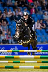 Greve Willem, NED, Faro<br /> CHIO Aachen 2019<br /> Weltfest des Pferdesports<br /> © Hippo Foto - Dirk Caremans<br /> Greve Willem, NED, Faro