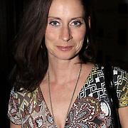 NLD/Amsterdam/20080901 - Modeshow Jos van Raak 2008, Pia Douwes