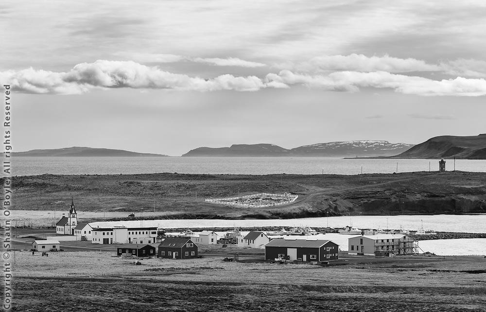 Raufarhofn, North Iceland