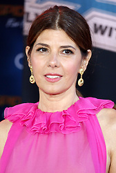 Marisa Tomei at the World premiere of 'Spider-Man Far From Home' held at the TCL Chinese Theatre in Hollywood, USA on June 26, 2019.