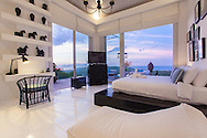 Master bedroom at Villa Belle a Luxury, private villa on Koh Samui, Thailand