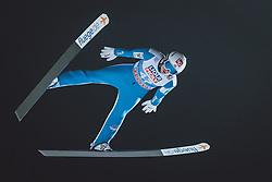 05.01.2021, Paul Außerleitner Schanze, Bischofshofen, AUT, FIS Weltcup Skisprung, Vierschanzentournee, Bischofshofen, Finale, Qualifikation, im Bild Marius Lindvik (NOR) // Marius Lindvik of Norway during the qualification for the final of the Four Hills Tournament of FIS Ski Jumping World Cup at the Paul Außerleitner Schanze in Bischofshofen, Austria on 2021/01/05. EXPA Pictures © 2020, PhotoCredit: EXPA/ JFK