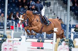 Kraut Laura, USA, Deauville S<br /> CSI5* Jumping<br /> Royal Windsor Horse Show<br /> © Hippo Foto - Jon Stroud