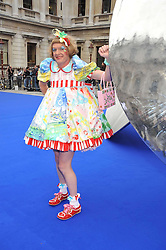 GRAYSON PERRY at the Royal Academy of Arts Summer Party held at Burlington House, Piccadilly, London on 3rd June 2009.
