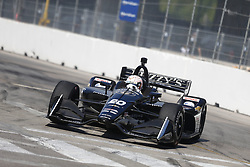July 13, 2018 - Toronto, Ontario, Canada - JORDAN KING (20) of England takes to the track to practice for the Honda Indy Toronto at Streets of Exhibition Place in Toronto, Ontario. (Credit Image: © Justin R. Noe Asp Inc/ASP via ZUMA Wire)