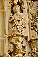Espagne, Pays basque espagnol, Biscaye, Gernika-Lumo, église de Santa Maria // Spain, Spanish Basque Country, Biscay, Gernika-Lumo, Church of Santa Maria