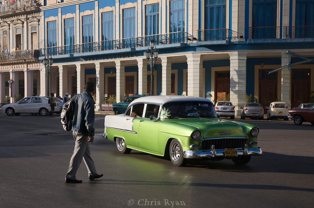 Classic car / taxi, Havana, Cuba