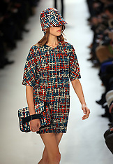 Lacoste show in New York A/W 2012