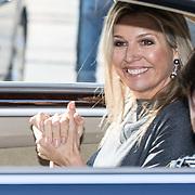 NLD/Amersfoort/20190305  - Koningin Maxima bij jubileumsymposium Qredits , Koningin Maxima