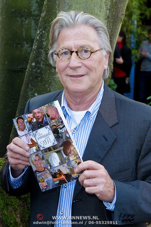 NLD/Hilversum/20111101- Presentatie kookboek De Smaak van BN, Bertje Kremer