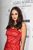 Anita Kaushik, Asian Awards, Hilton Hotel, London UK, 05 May 2017, Photo by Richard Goldschmidt