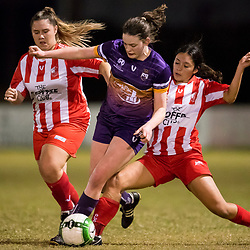 26th July 2017 - NPLQLD Senior Women RD14: Olympic FC vs The Gap FC