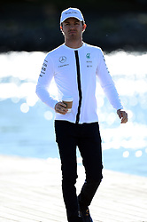 06.06.2015, Circuit Gilles Villeneuve, Montreal, CAN, FIA, Formel 1, Grand Prix von Kanada, Qualifying, im Bild Nico Rosberg (GER) Mercedes AMG F1 // during Qualifyings of the Canadian Formula One Grand Prix at the Circuit Gilles Villeneuve in Montreal, Canada on 2015/06/06. EXPA Pictures © 2015, PhotoCredit: EXPA/ Sutton Images/ Patrik Lundin<br /> <br /> *****ATTENTION - for AUT, SLO, CRO, SRB, BIH, MAZ only*****