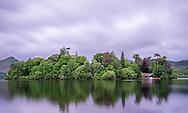 Derwentwater, Lake District, Cumbria,