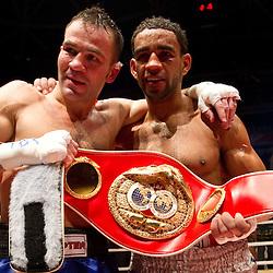 20110218: SLO, Boxing - IBF Champion Fight, Dejan Zavec SLO vs Paul Delgado USA