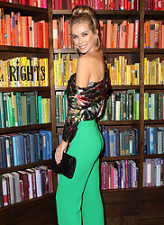 February 13, 2018 - New York, NY, United States - February 13, 2018 New York City....Actress Olivia Jordan attends the Alice and Olivia By Stacey Bendet Presentation during 2018 New York Fashion Week on February 13, 2018 in New York City  (Credit Image: © Nancy Rivera/Ace Pictures via ZUMA Press)