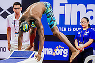 FERNANDER N'Nhyn Mhlln G BAH<br /> 100 Butterfly Men Heats<br /> Day02 26/08/2015 - OCBC Aquatic Center<br /> V FINA World Junior Swimming Championships<br /> Singapore SIN  Aug. 25-30 2015 <br /> Photo A.Masini/Deepbluemedia/Insidefoto